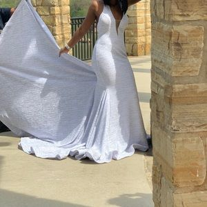 Beautiful prom dress for prom season!